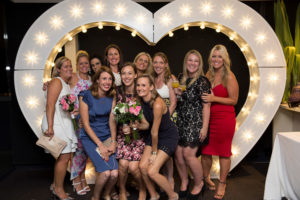 Giant Heart with Ladies