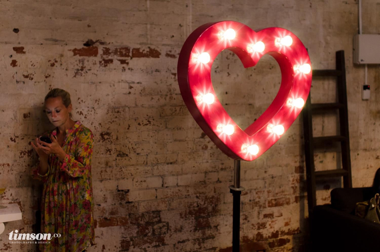 carnival heart
