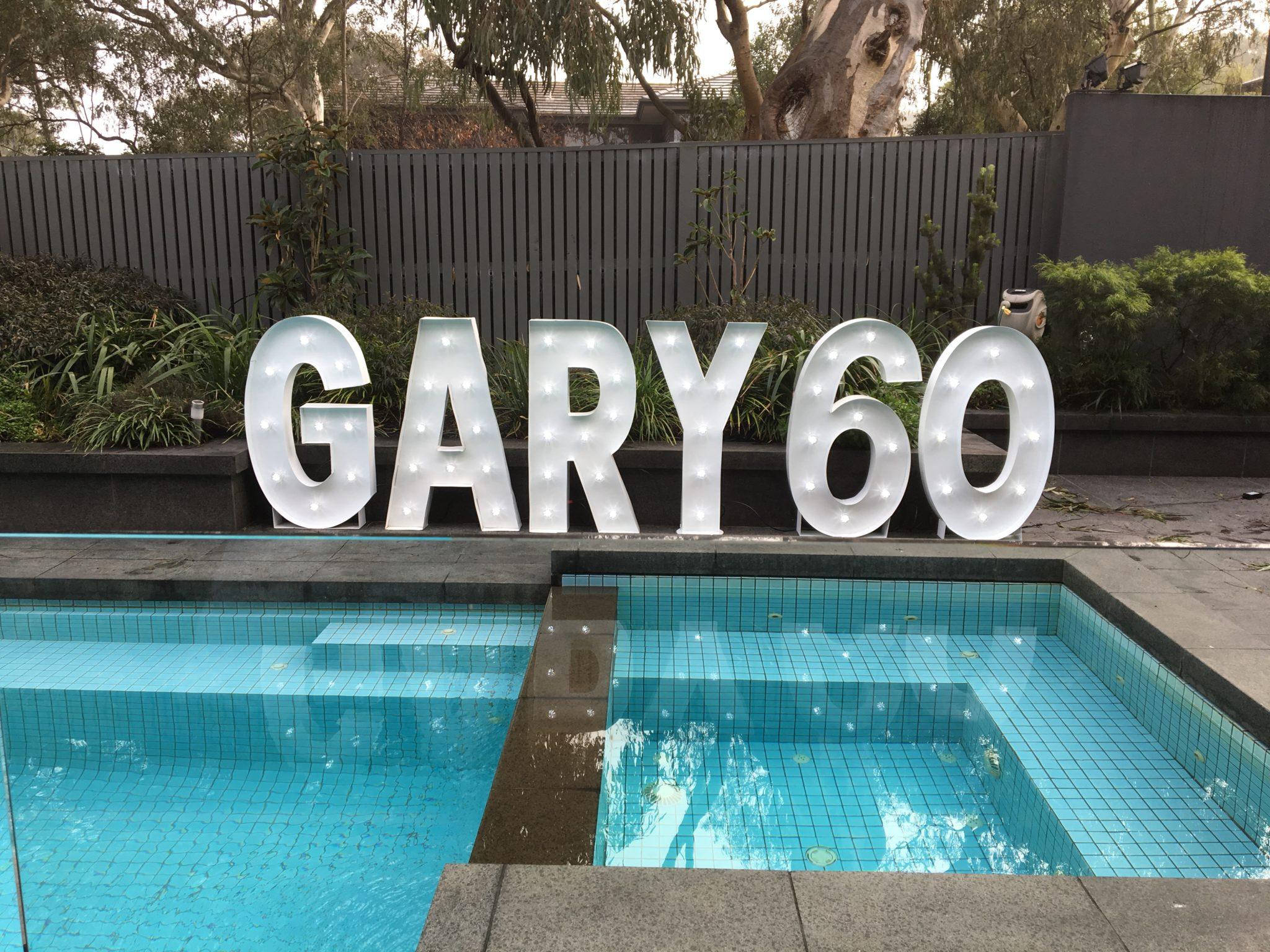 Gary 60