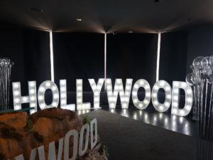 Hollywood Event at Crown Casino