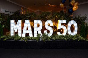 MARS 50 # 2