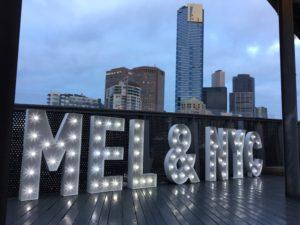 Melbourne NewYork