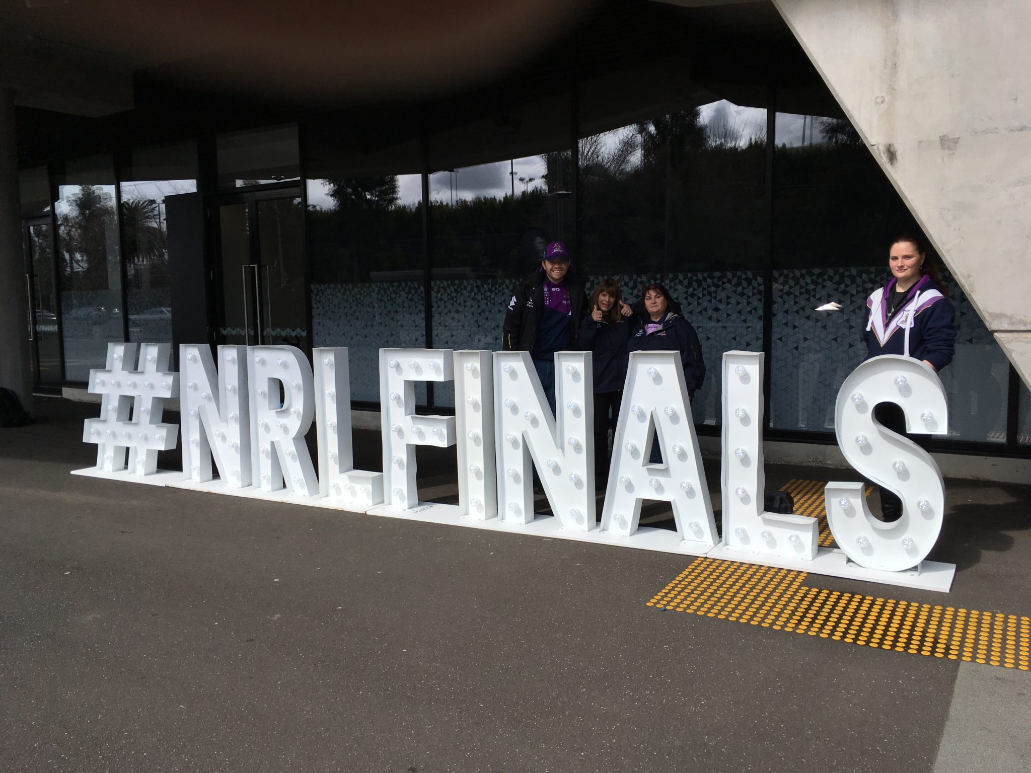 NRL Finals at AAMI Park