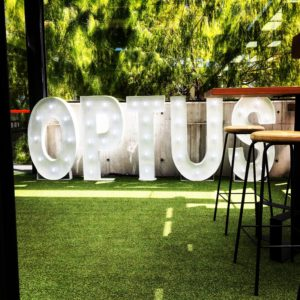 Optus Corporate Function Docklands