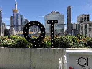 QT Melbourne font