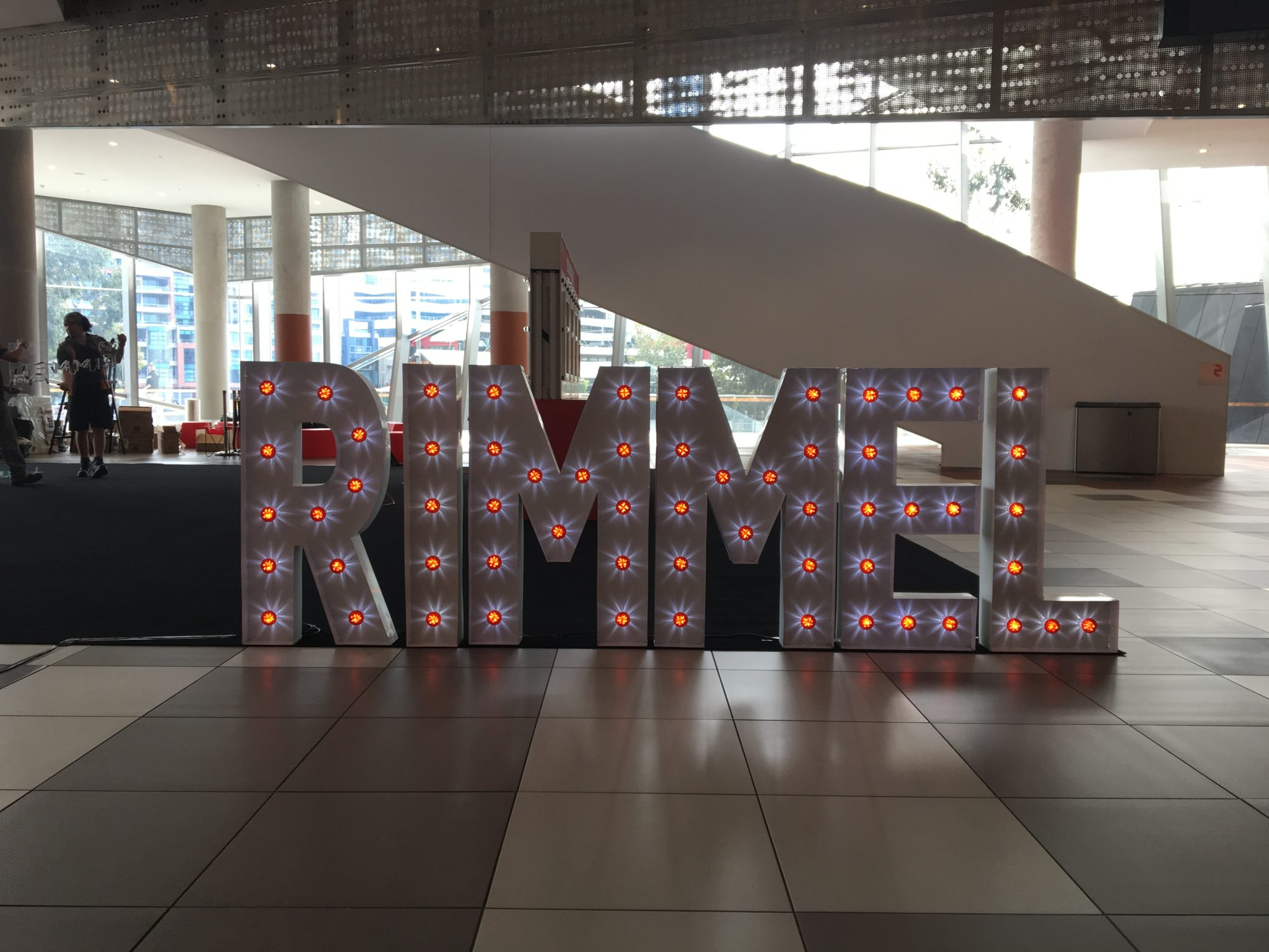 RIMMEL Launch Melb Convention Centre