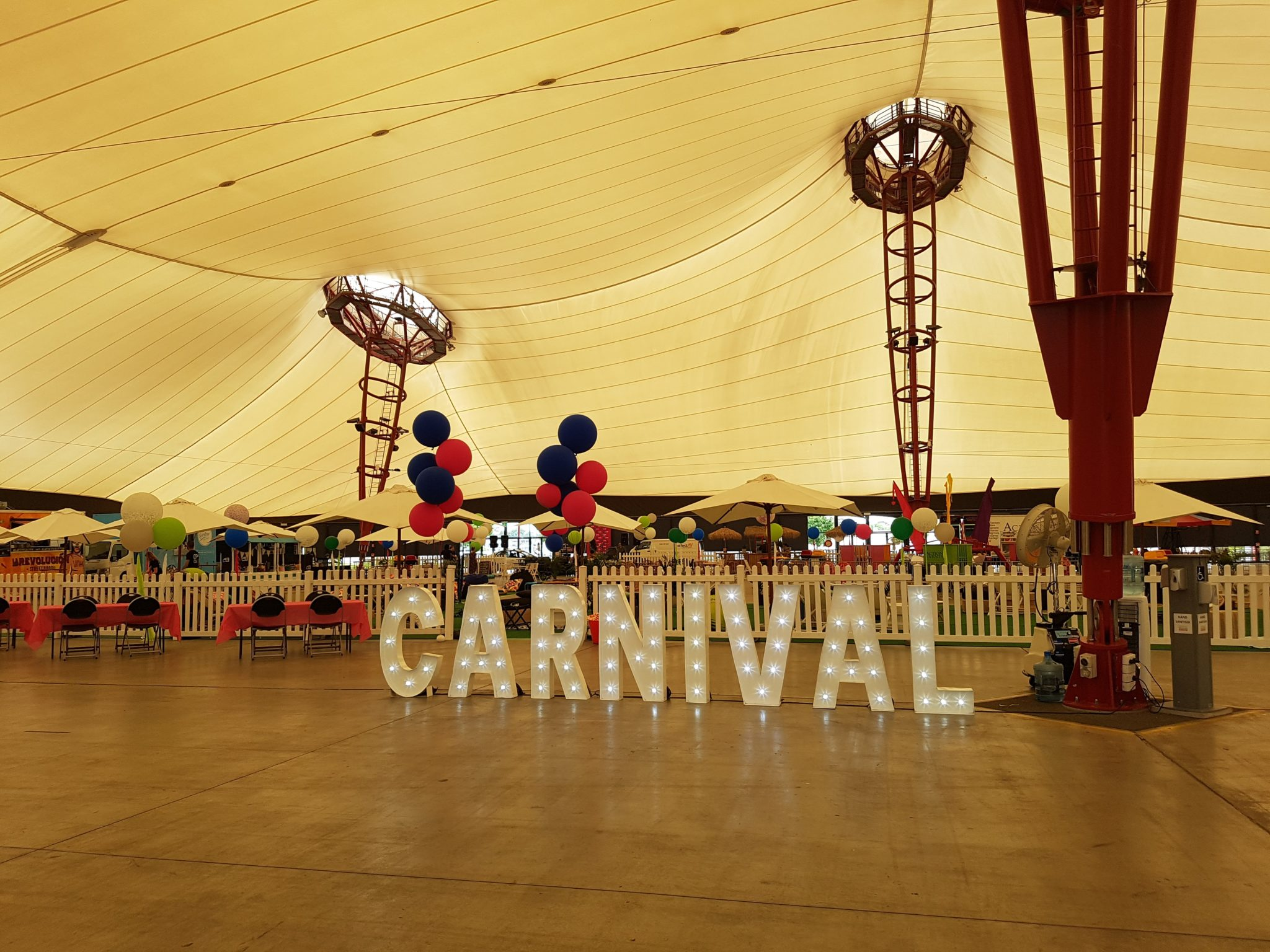 SEEK CARNIVAL at Flemignton Showgrounds