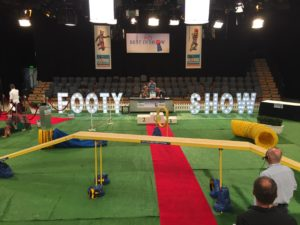 The Footy Show Channel 9